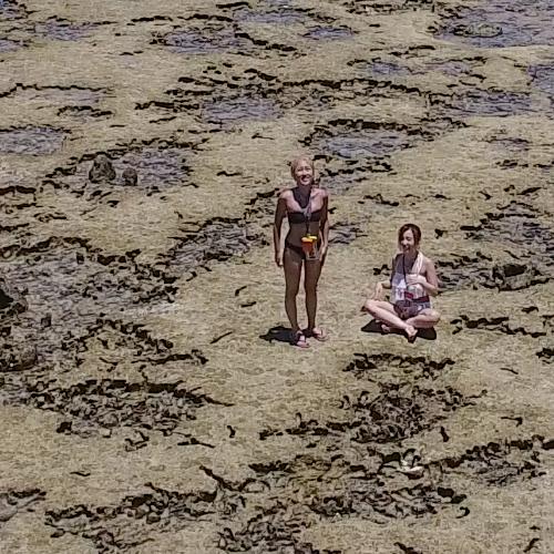 ドローン沖縄の撮影の感想