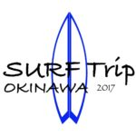 サーフトリップ沖縄のロゴ